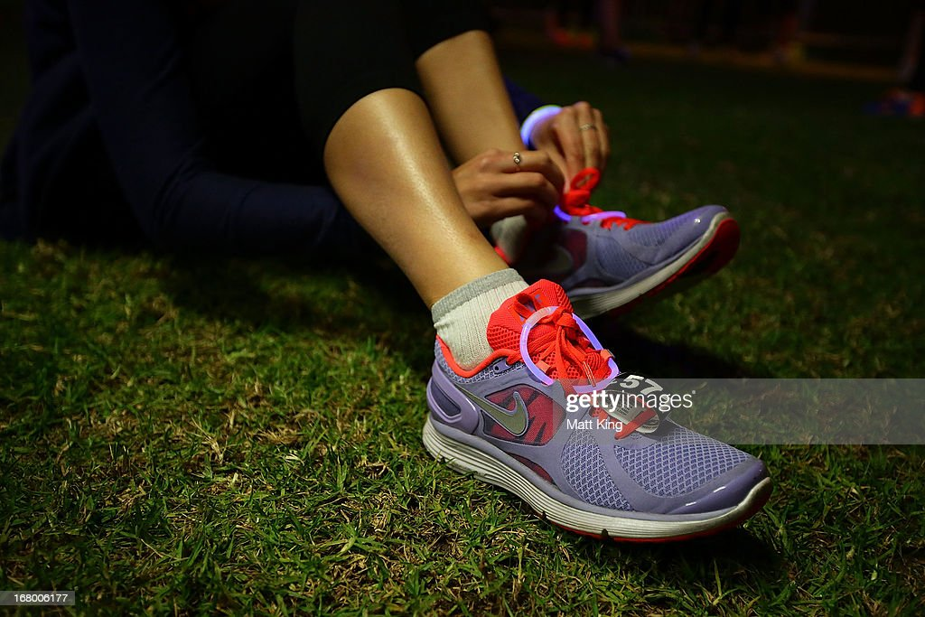 Nike She Runs 10K : News Photo