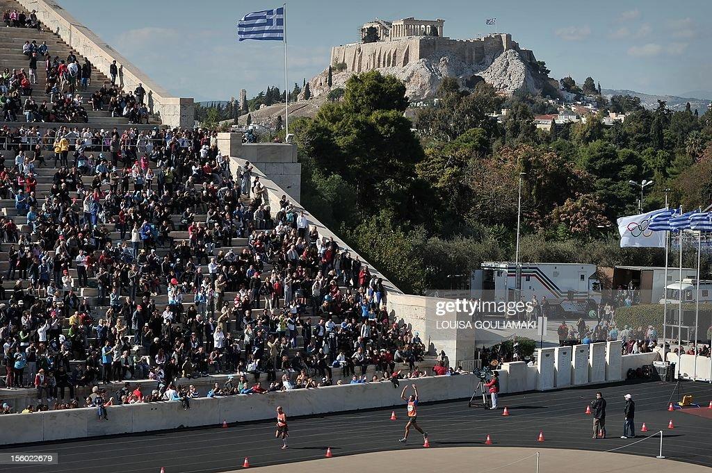 ATHLETCS-MARATHON-GREECE : News Photo