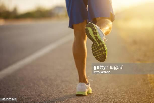 Chaussures du coureur