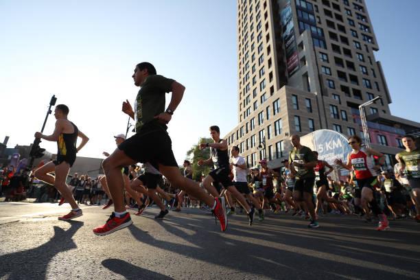 Oasis International Marathon de Montreal - Day 1