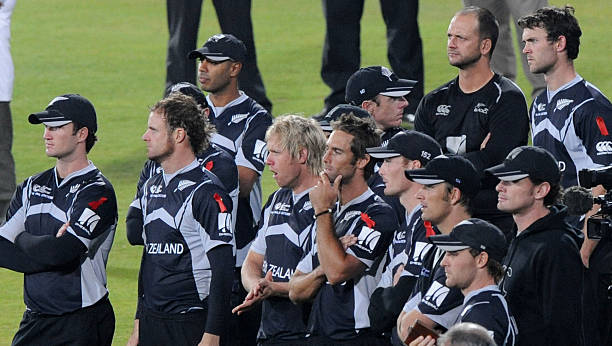Runners Up Of ICC Champions Trophy 2009