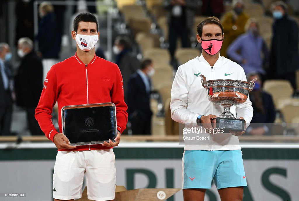 2020 French Open - Day Fifteen : ニュース写真