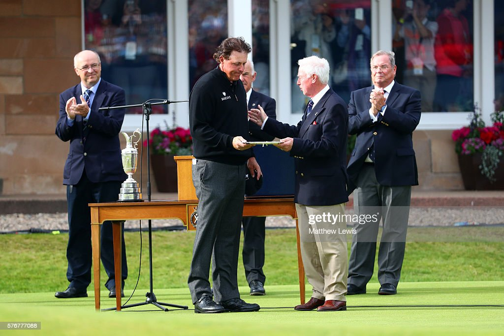 145th Open Championship - Day Four : ニュース写真