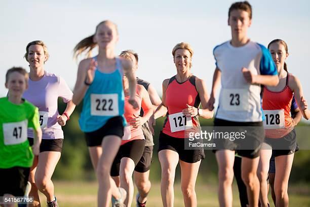 Running an Outdoor Race