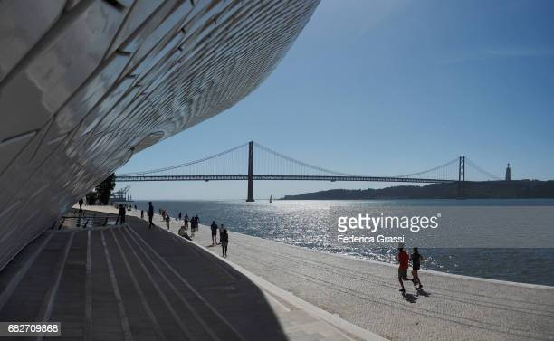 Running and Biking along the Tagus River