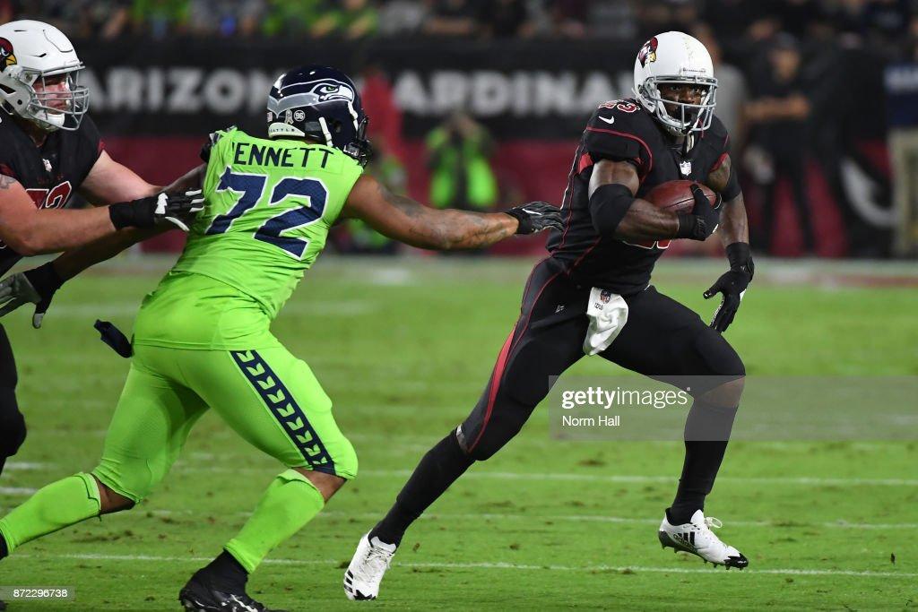 Seattle Seahawks v Arizona Cardinals : News Photo