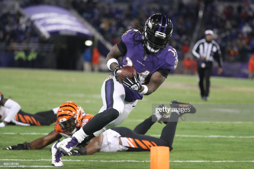 Cincinnati Bengals v Baltimore Ravens : News Photo
