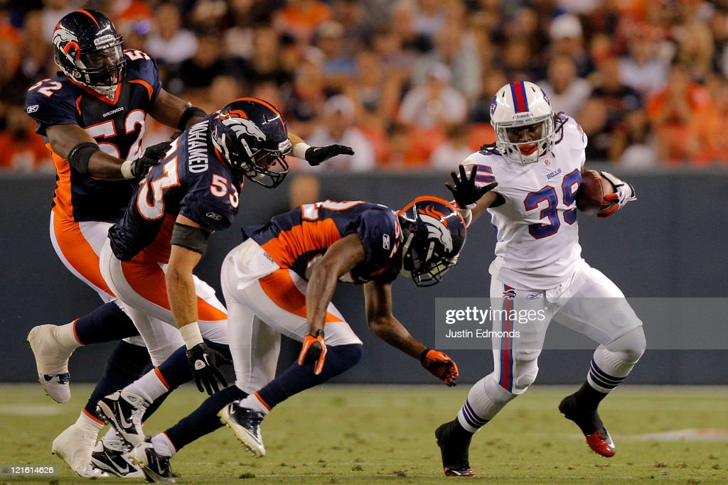 Buffalo Bills v Denver Broncos