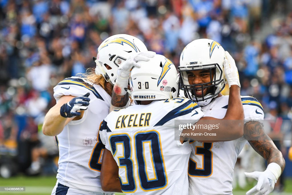 San Francisco 49ers v Los Angeles Chargers : News Photo