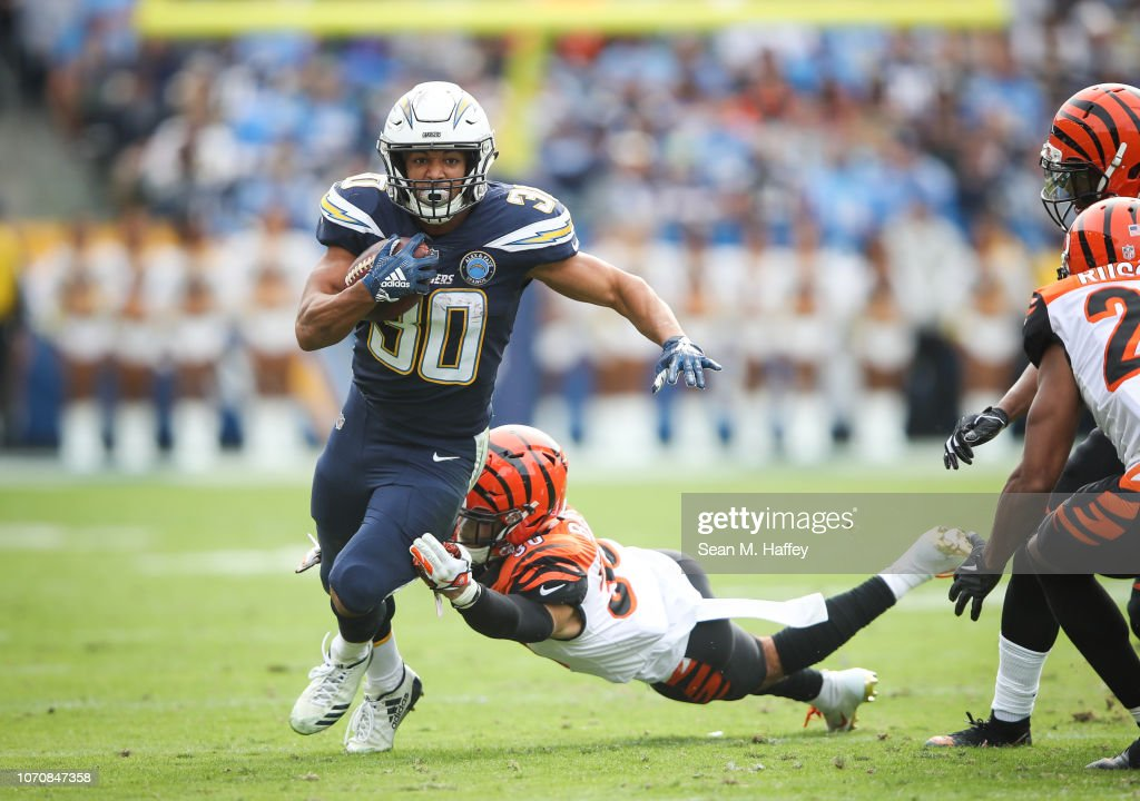 Cincinnati Bengals v Los Angeles Chargers : News Photo