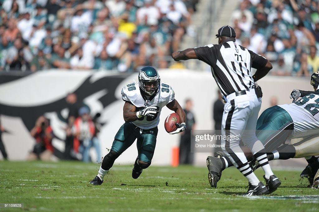 New Orleans Saints v Philadelphia Eagles : News Photo