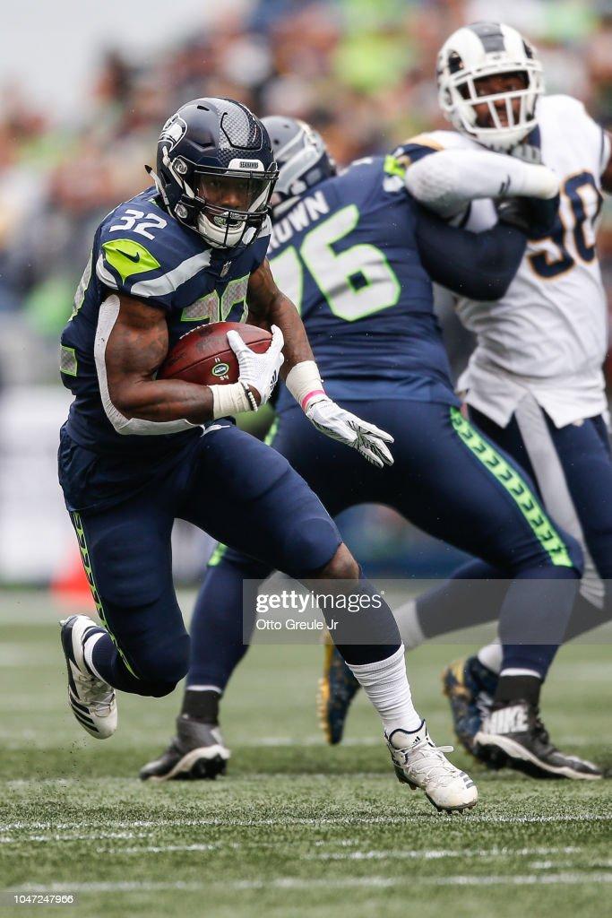 Los Angeles Rams v Seattle Seahawks : News Photo