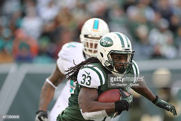 Chris Ivory American Football Player Photos and Premium High Res ...