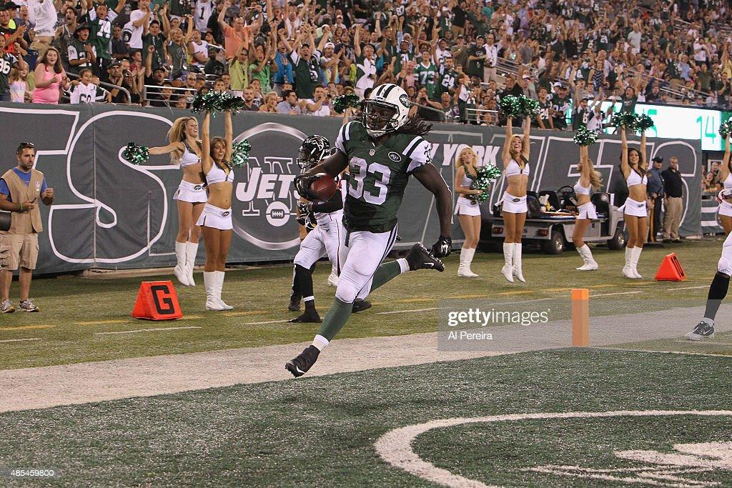Atlanta Falcons v New York Jets : News Photo