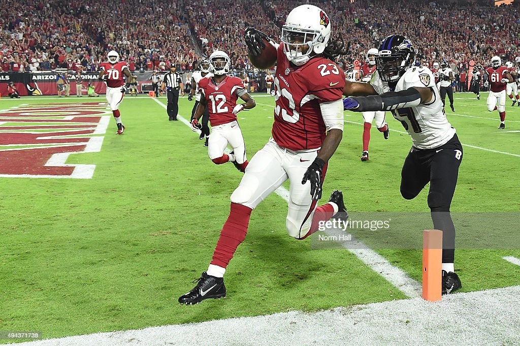 Baltimore Ravens v Arizona Cardinals : News Photo