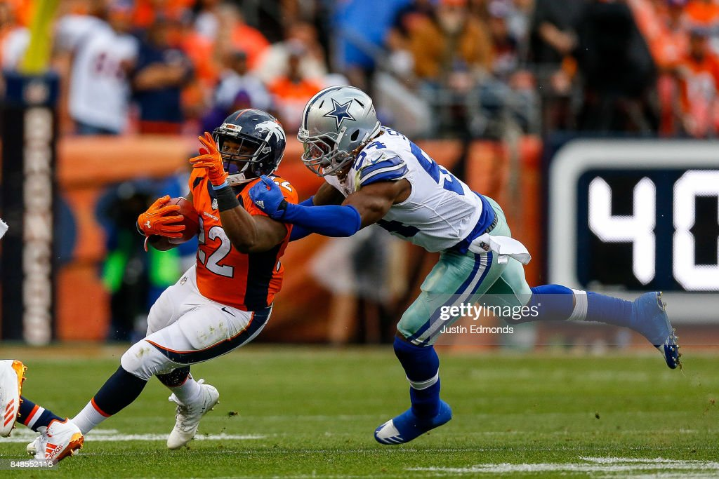Dallas Cowboys v Denver Broncos : News Photo