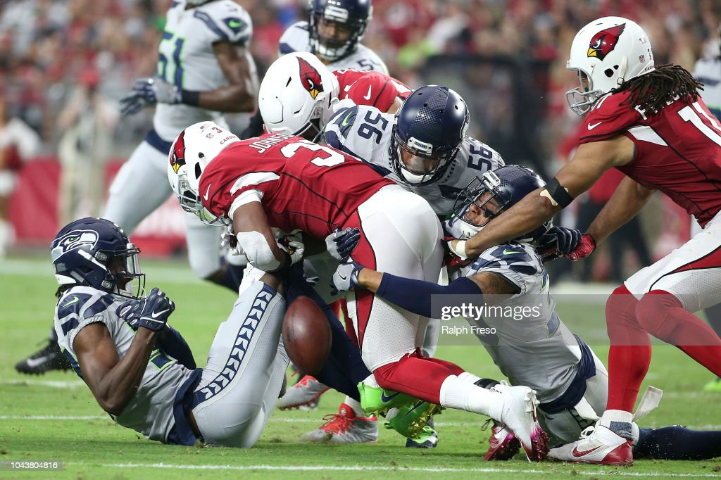 Seattle Seahawks v Arizona Cardinals : News Photo