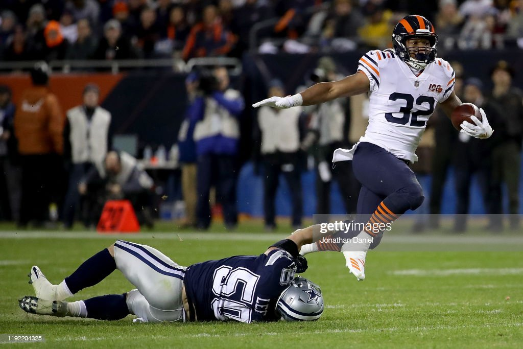Dallas Cowboys v Chicago Bears : ニュース写真