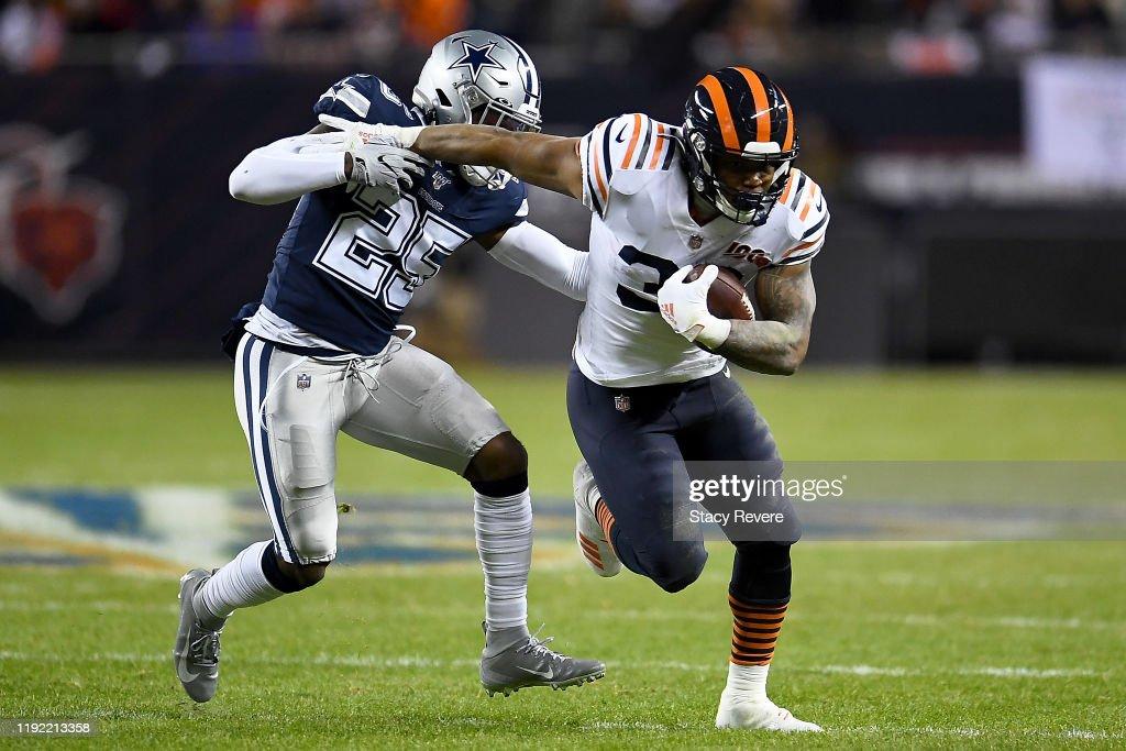 Dallas Cowboys vChicago Bears : News Photo