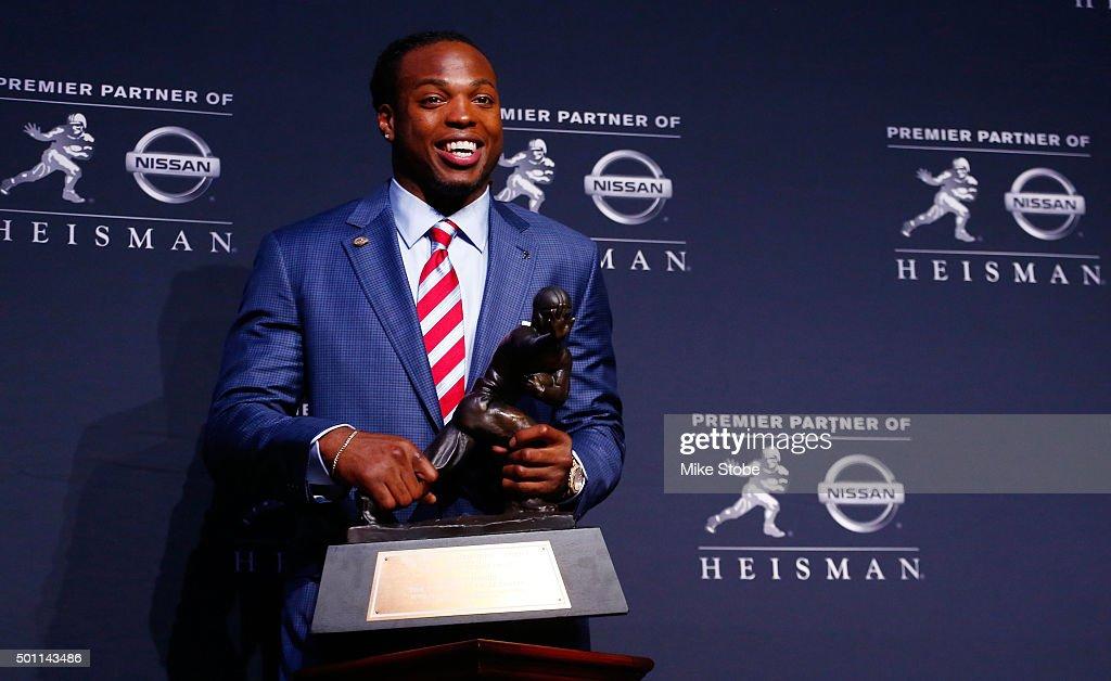 2015 Heisman Trophy Presentation : Fotografia de notícias