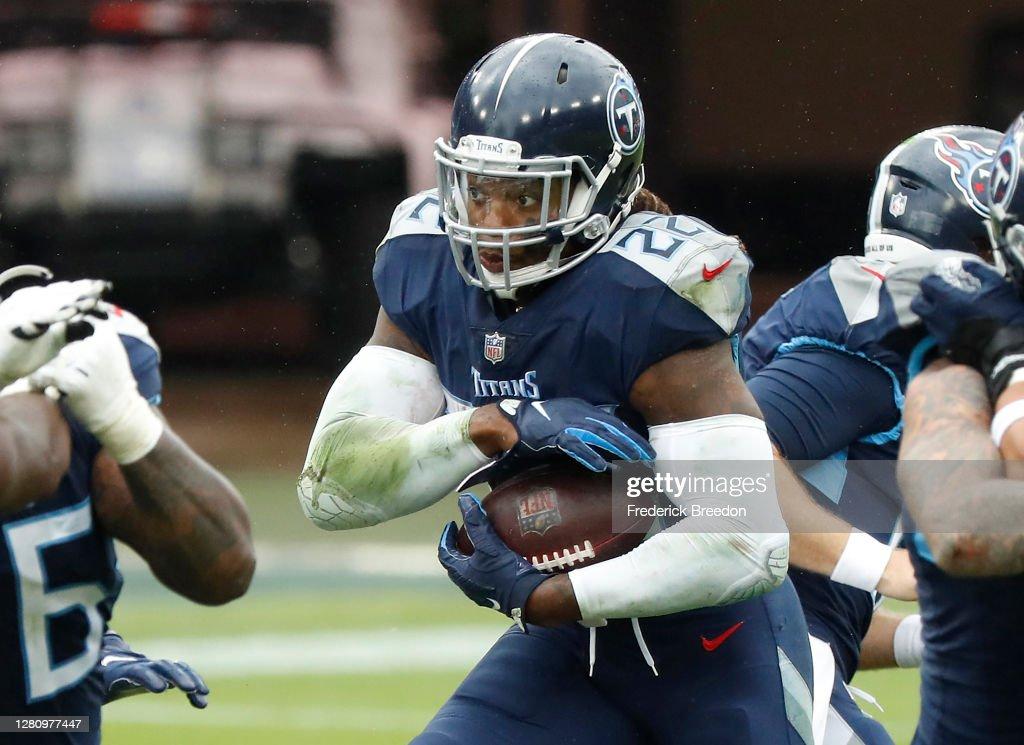 Houston Texans v Tennessee Titans : ニュース写真