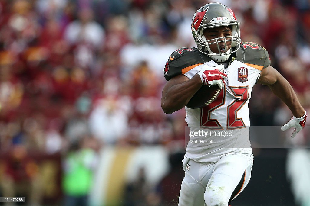 Tampa Bay Buccaneers v Washington Redskins