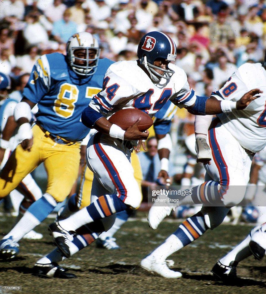 Floyd Little - Denver Broncos - File Photos : News Photo