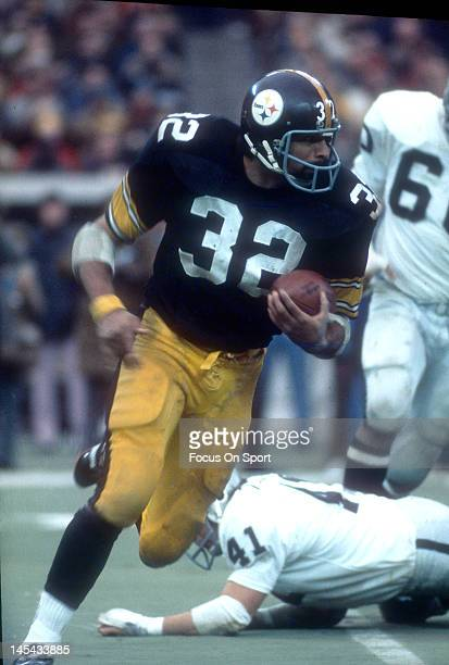Franco Harris Stock Photos And Pictures Getty Images