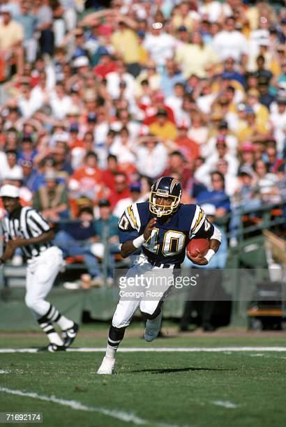 Gary Anderson American Football Player Stock Photos And