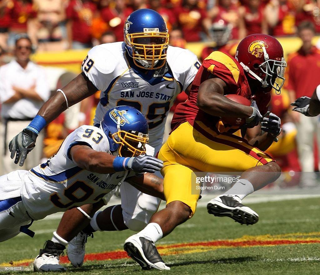 San Jose State v USC