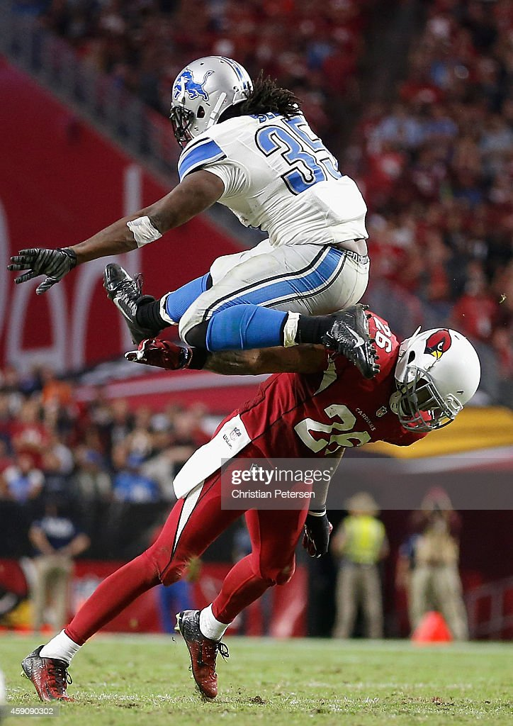 Detroit Lions v Arizona Cardinals