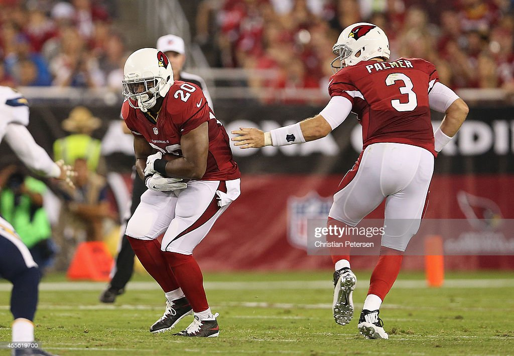 San Diego Chargers v Arizona Cardinals