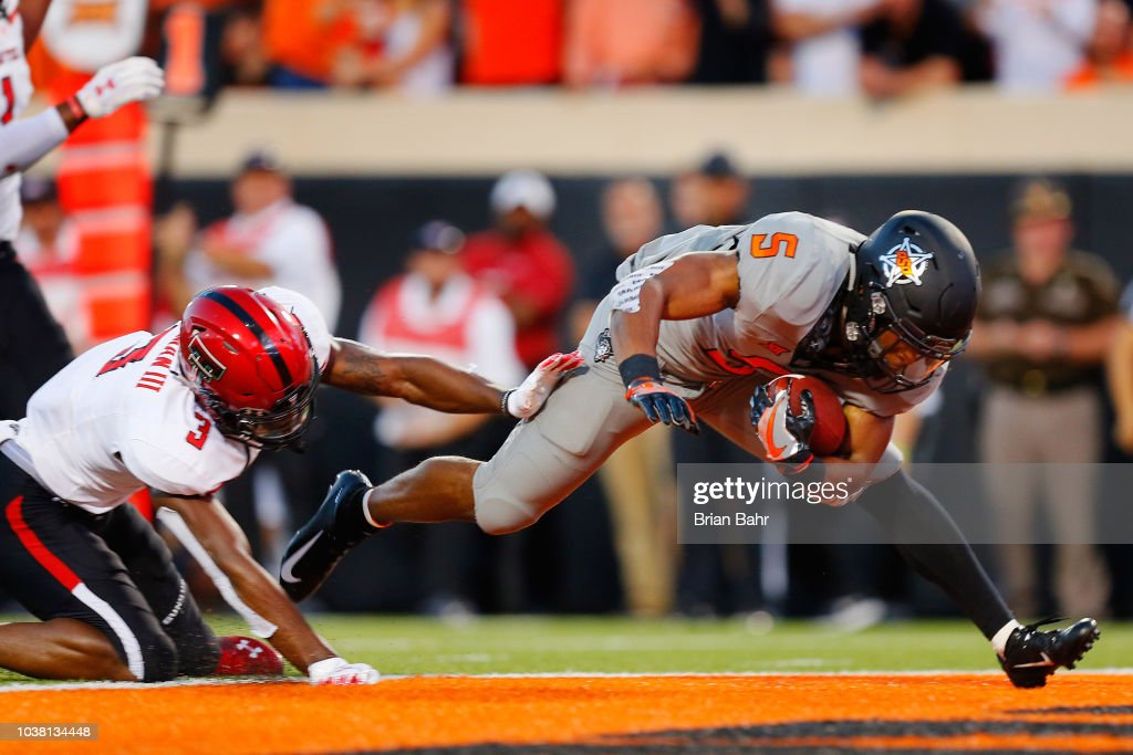 Texas Tech v Oklahoma State