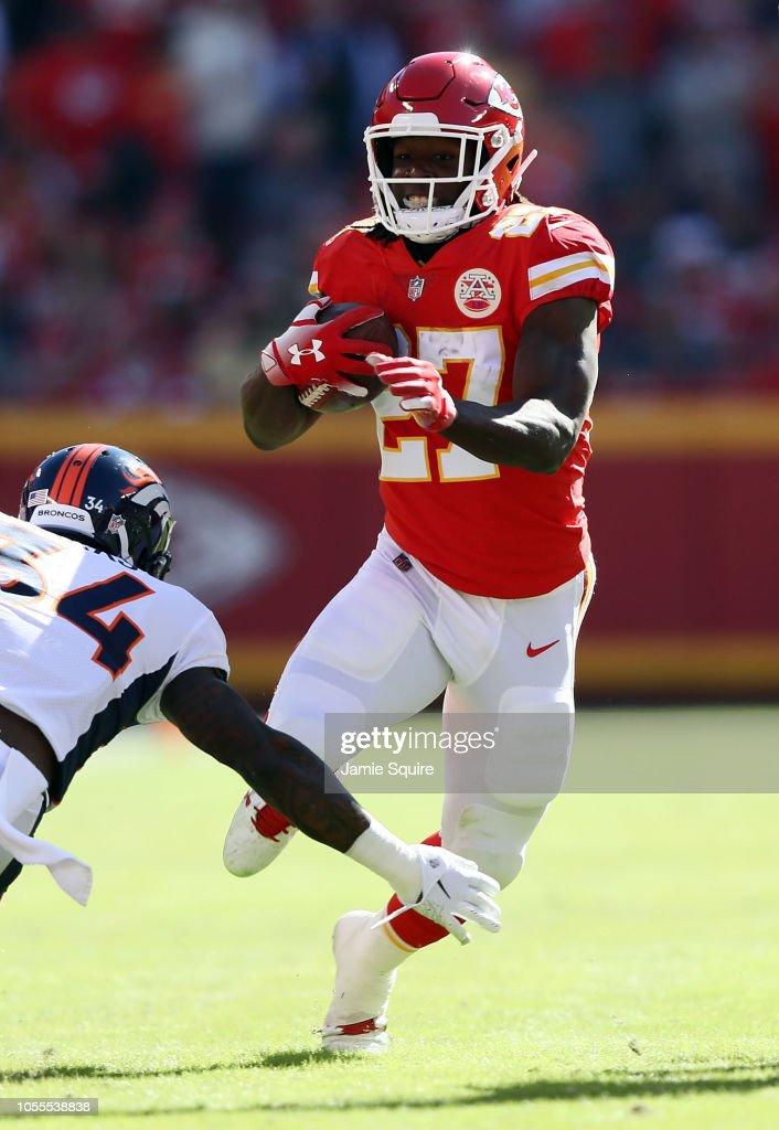 Denver Broncos v Kansas City Chiefs : News Photo