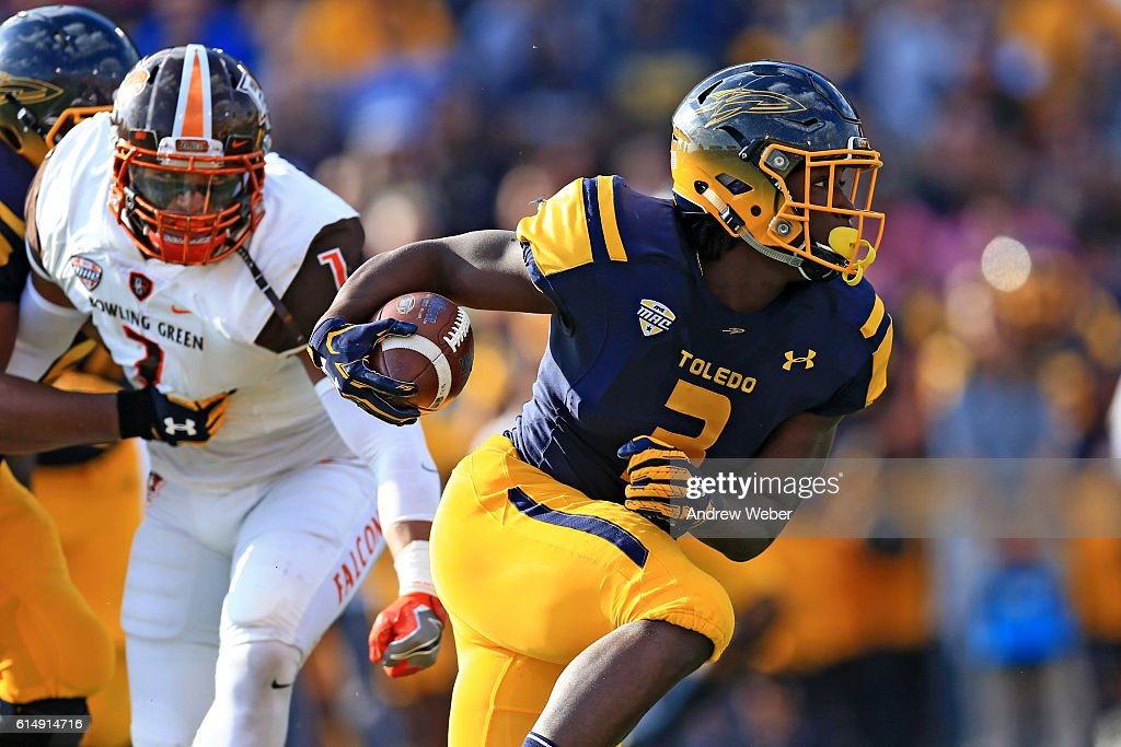 Bowling Green v Toledo : News Photo