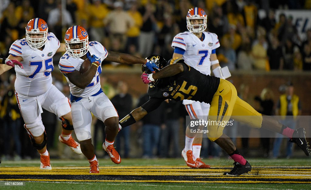 Florida Gators v Missouri : News Photo