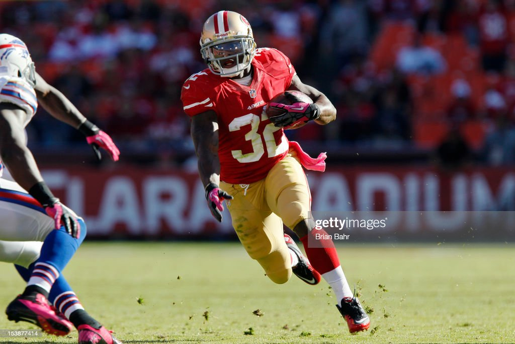 Buffalo Bills v San Francisco 49ers