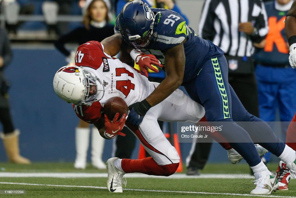 Arizona Cardinals v Seattle Seahawks : ニュース写真