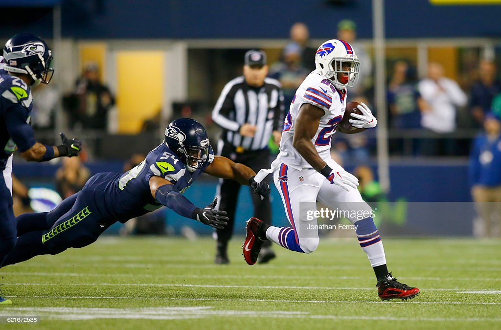 Buffalo Bills v Seattle Seahawks : News Photo