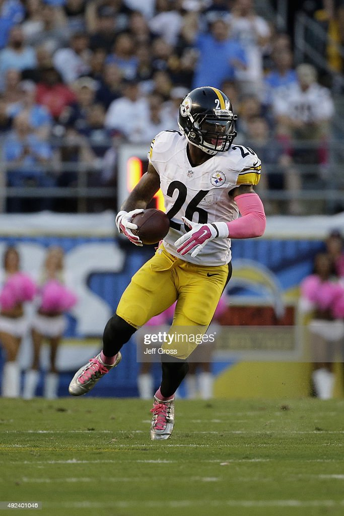 Pittsburgh Steelers v San Diego Chargers : News Photo