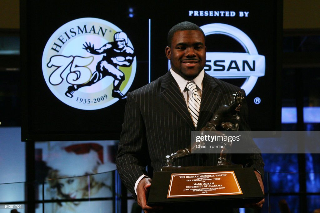 Heisman Trophy Presentation : News Photo