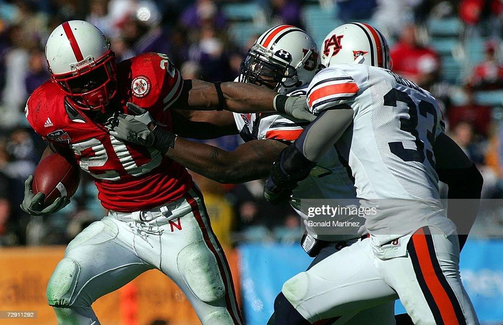 AT&T Cotton Bowl Classic: Auburn v Nebraska : News Photo