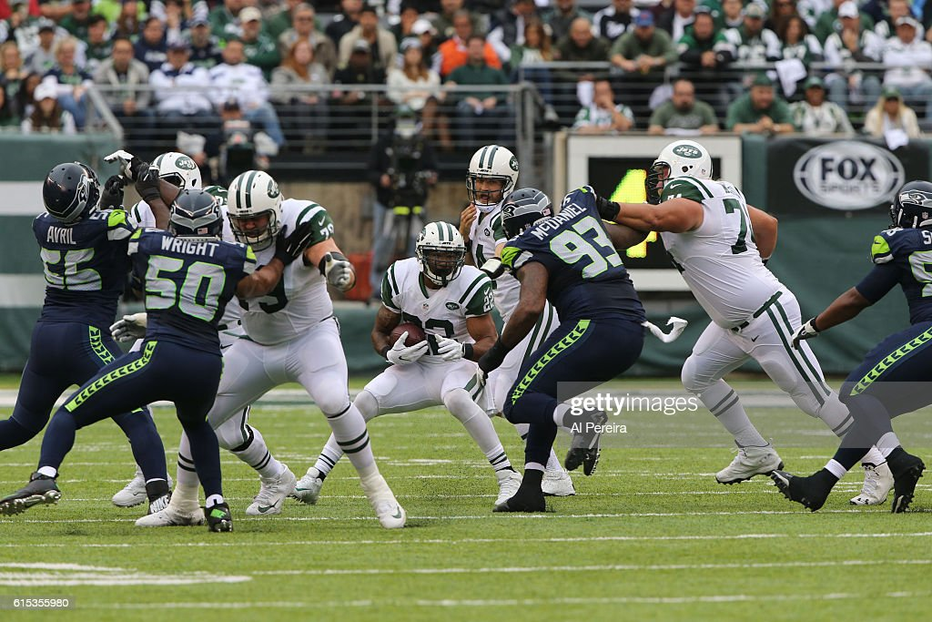 Seattle Seahawks v New York Jets : News Photo