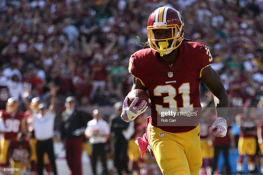 Philadelphia Eagles v Washington Redskins : News Photo