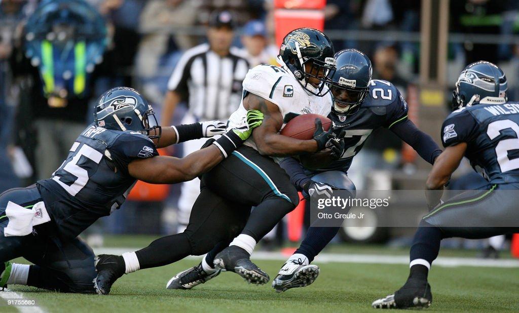 Jacksonville Jaguars v Seattle Seahawks