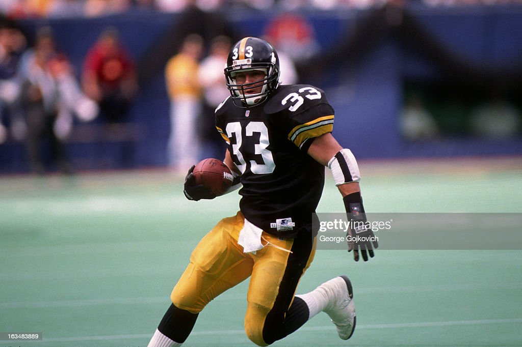 Steelers Merril Hoge : News Photo