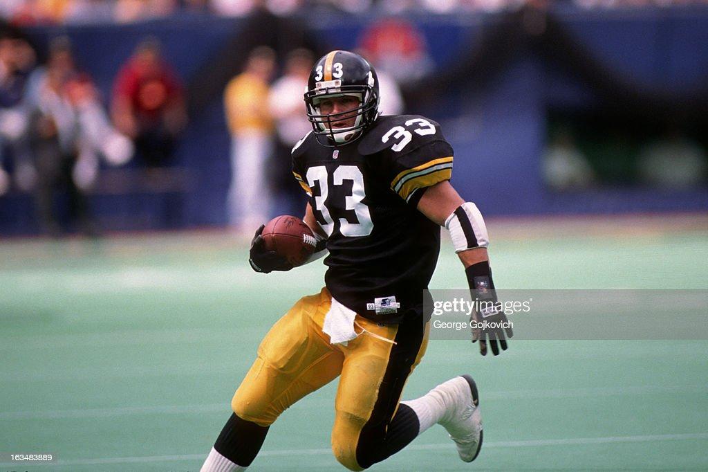 Steelers Merril Hoge : News Photo