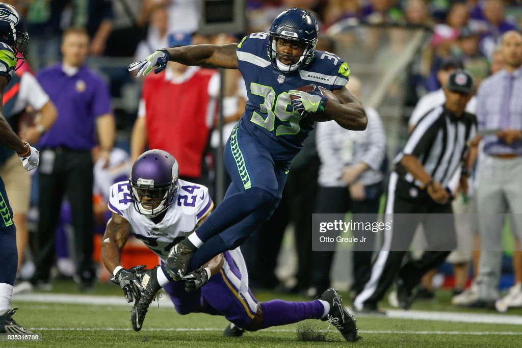Minnesota Vikings v Seattle Seahawks