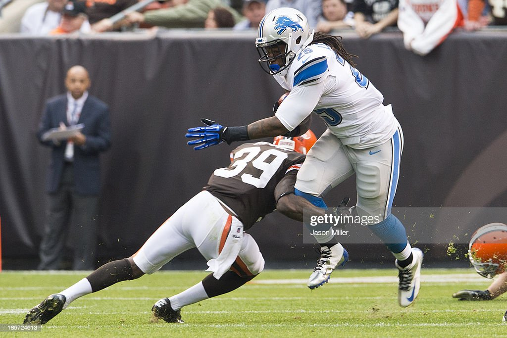 Detriot Lions v Clevland Browns