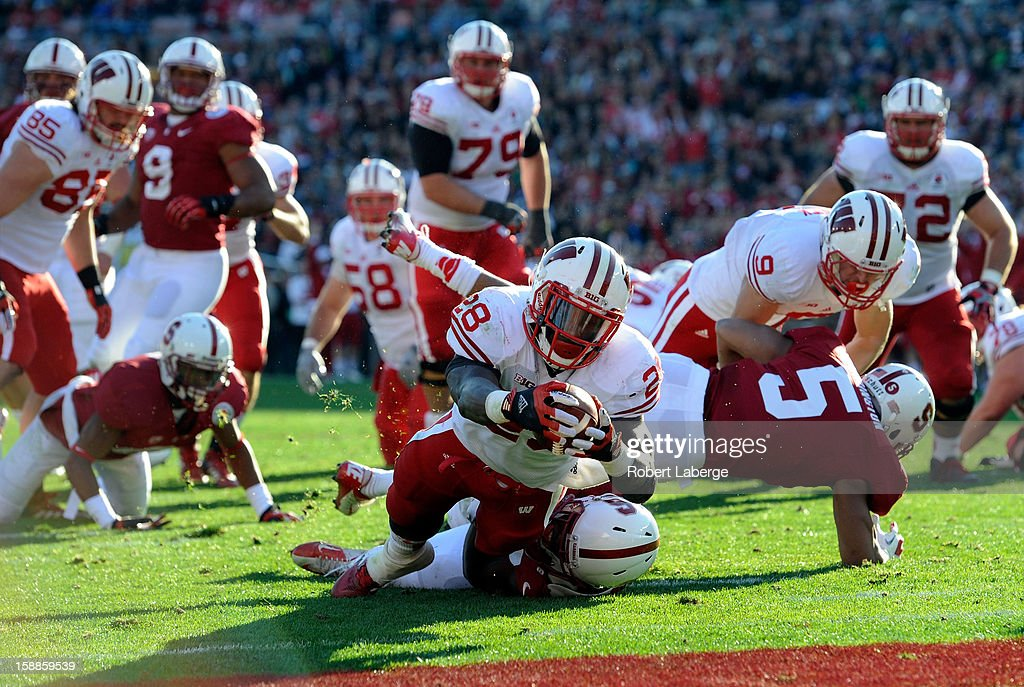 Rose Bowl Game presented by Vizio - Wisconsin v Stanford